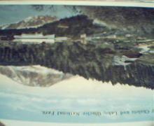 St. Marys Chalets and Lake Glacier Nat'Park!