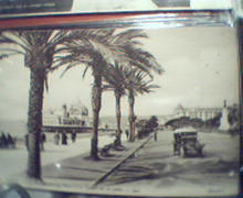 Photo Card  of Nice Promenade!