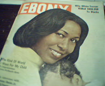 Ebony-3/74-Walt Frazier,Joe Dorgan,SammyDavis