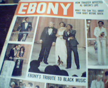 Ebony-10/76-Al Green, Franco Harris, S.Brown