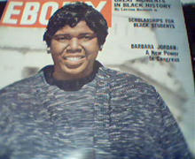 Ebony-2/75-Light Skinned Blacks,Barb Jordan