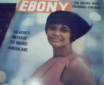 Ebony-12/63-Nancy Wilson,Ossie Davis,Chicago