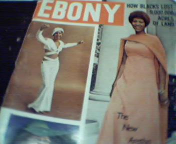 Ebony-10/74-Aretha, Ray Charles, Martin Luthe