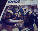 Pro=Raiders vs Broncos Program from 12/8/75!
