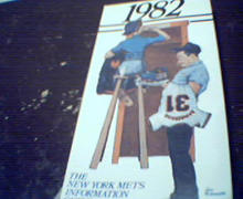 1982 New York Mets Information Guide!
