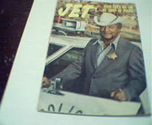 JET-12/19/74 Nona Gaye with her Dad! Redd Fox