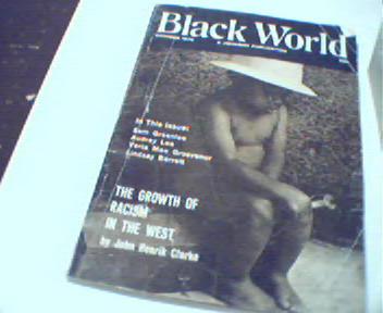NegroDigest-10/70-Teaching Swahili,Racisim!