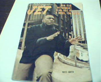 JET-3/11/71-Billie Holiday, James Earl Jones