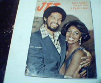 JET-1/16/75 Arthur Ashe, Gladys Knight!,