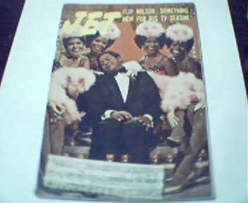 JET-10/25/73-Ernie Banks,Areatha Franklin!