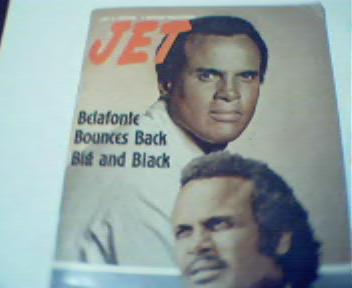 JET-7/6/72-Harry Belafonte, Angela Davis,Tito