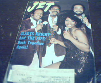 JET-Gladys Knight and the Pips,Clevon Little