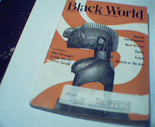 NegroDigest-10/71-Vermont,African Unity,Buck