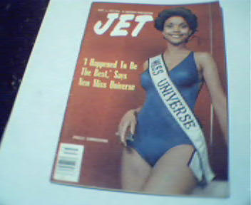JET-9/1/77 Michael Jackson, Reggie Smith Jr.