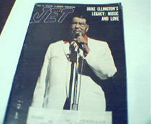 JET-6/13/74- Duke Ellington, Cicley Tyson!
