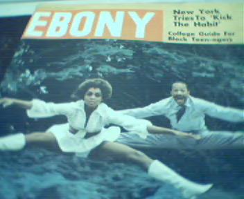 EBONY-2/69-Drug Addicts,Lee Elder, Ubran Lea