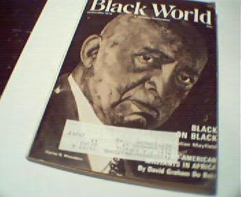 NegroDigest-2/72-Colonial American Blacks,Af