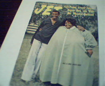 JET-10/31/74-Gladys Knight, Ali and Foreman!