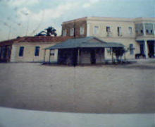 Civil Hospital in Cuba! Has Cuba Postmark!
