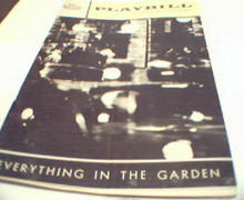 Playbill-Everything in the Garden-Barbara B.