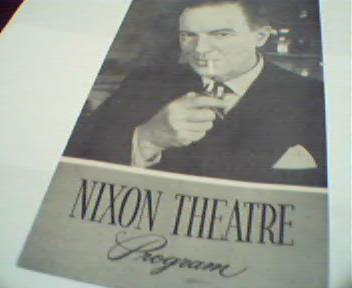 Nixon Theatre-Stalag 17-George Tobias