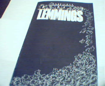 Lemmings  with John Belushi,Chevy Chase!