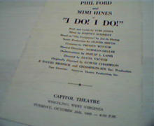 I Do I Do with Phil Ford and Mimi Hines!