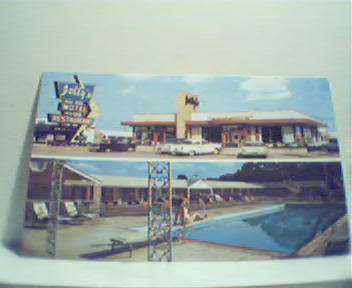 Jolly's Motel and Restraunt in Kentucky!