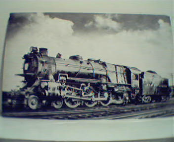 One of the Last K-4 Locos, No. 5497!PhotoRep