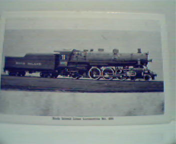 Rock Island Locomotive No. 999!Photo Repro!