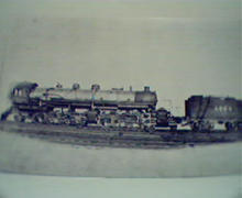 Mallet Southern Pacific Locomotives!PhotoRe