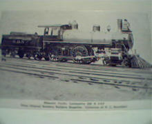 Missouri Pacific Locomotive No. 698! Photo!
