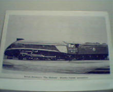 British Railways Mallard-Worlds Fastest!