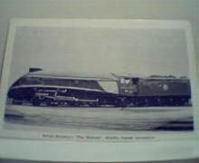British Railways Mallard-Worlds Fastest!