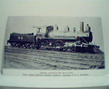 Georgia Locomotive No.60!Photo Repro!
