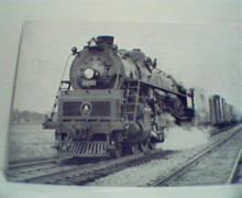 Baltimore and Ohio T-3 Class 4-8-2!PhotoRep