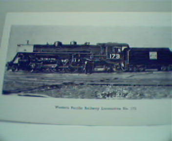 Western Pacific Railway Locomotive No.73!