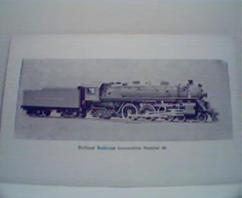 Rutland Rail Road Locomotive No.84!PhotoRep