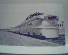 General Motors Aero Train! Photo Repro!