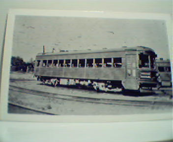 Indiana Railroad Sytem Aluminum Car!PhotoRe