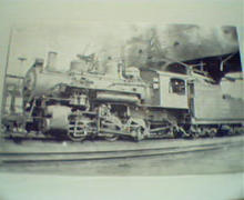 Boston & Maine Locomotive No.433 G-11B!PhotRe