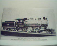 New York, Ontario and Western No. 44!Photo!