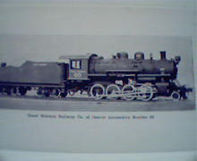 Great Western Railway Co. Denver No.60!