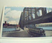 Government Bridge over Mississippi River!