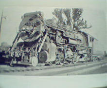 New York Central Locomotive No. 1971!Photo!