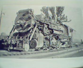 New York Central Locomotive No. 1971!Photo!