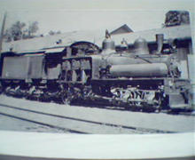 Camino Placerville Lake Taho RR No.1 Loco!