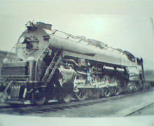 Reading Locomotive No. 2100!Photo Repro!