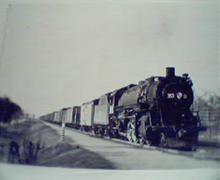 Milwaukee Road Locomotive No. 353!PhotoRepr