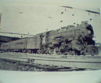 Pennsylvania RR Locomotive 3678! PhotoRepro